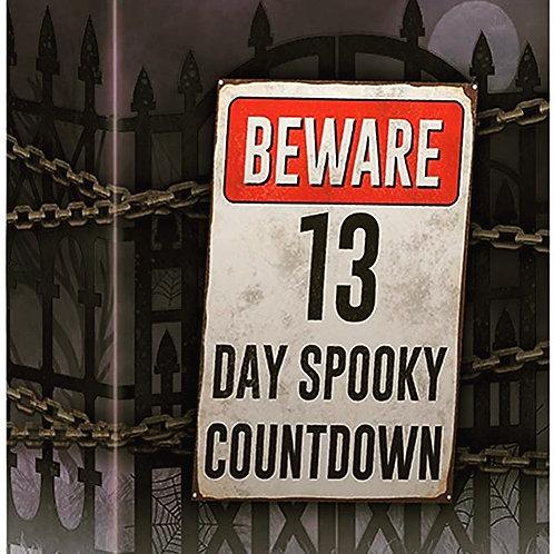 Funko Halloween 13 Day Spooky Countdown