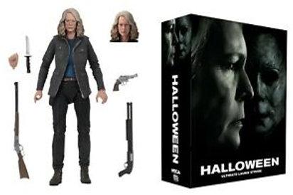 Halloween Laurie Strode Figure BOX DAMAGED