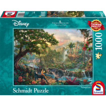 Jungle Book 1000pcs Puzzle