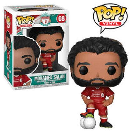 Liverpool mo Salah funko pop