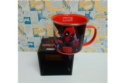 Deadpool Enamel Mug
