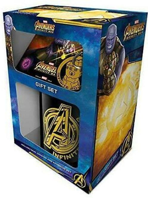Marvel avengers infinity wars giftset