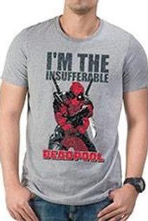 Mens/Unisex T-Shirt I'm Insufferable