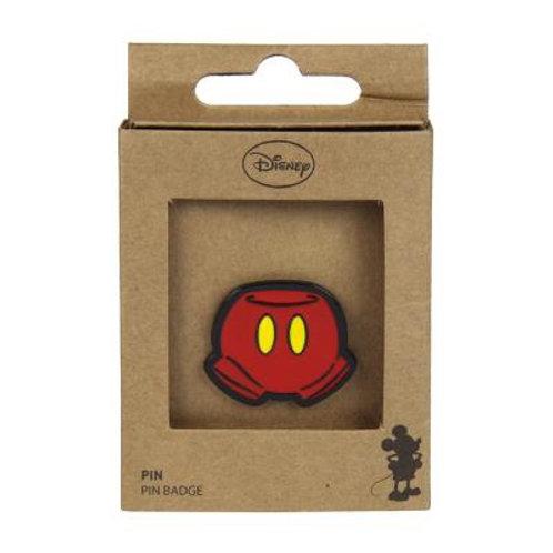 Disney Mickey Mouse Shorts Pin Badge
