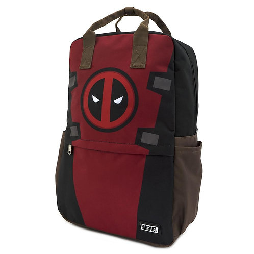 Loungefly Deadpool Square Backpack