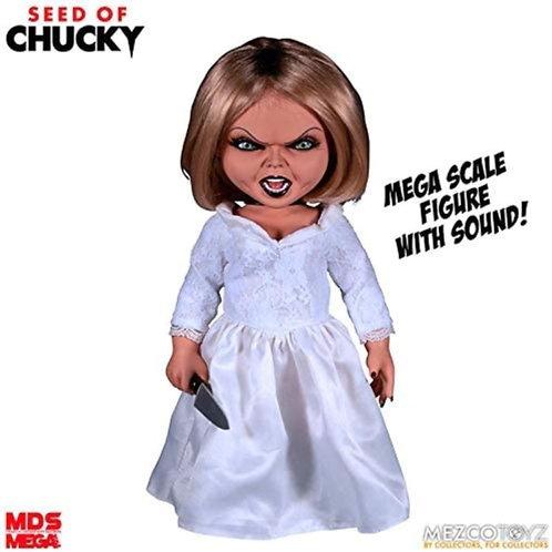 Mezco seed of chucky tiffany doll