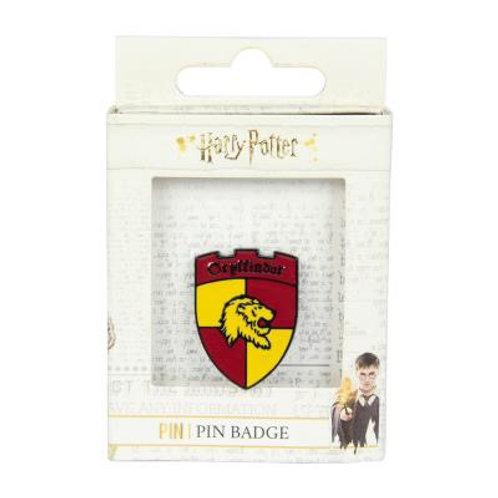 Harry Potter Gryffindor Crest Pin Badge