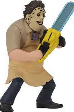 Tooney Terrors Figures Pinhead, Leatherface, Freddy and Jason