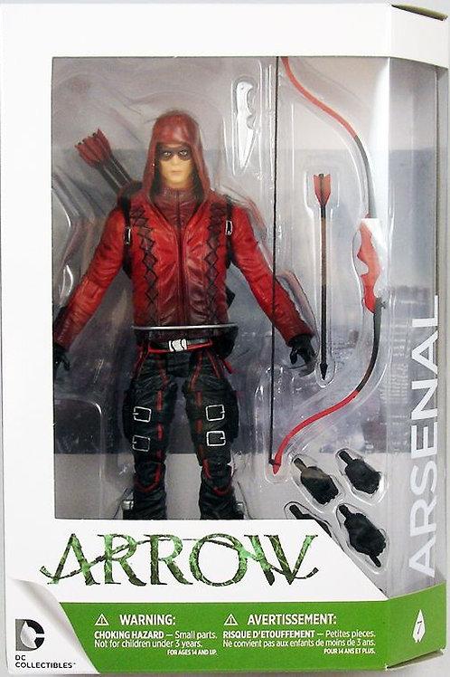 DC Arrow Arsenal FIgure