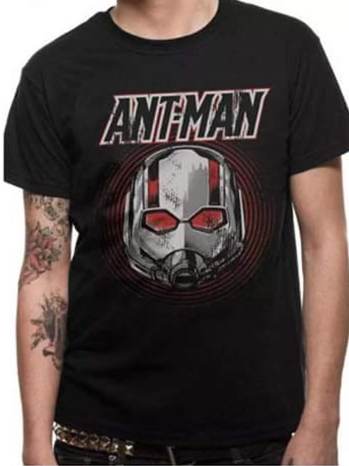 Men's/Unisex T-Shirt Ant-man