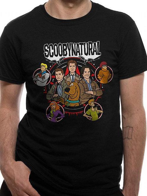 Men's/Unisex Scoobynatural T-Shirt