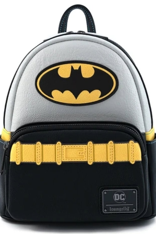 Loungefly DC Comics Classic Batman Cosplay Backpack