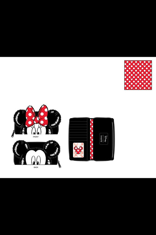 LOUNGEFLY MICKEY AND MINNIE BALLOONS WALLET pre-order june
