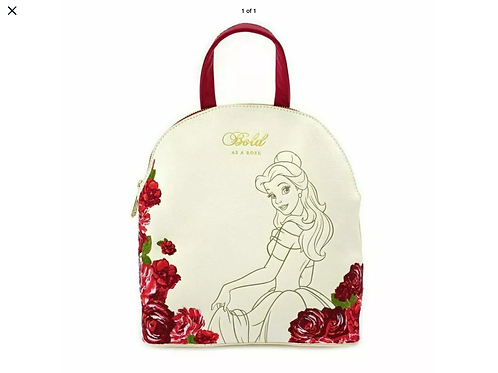 Loungefly Beauty and the Beast Belle bag