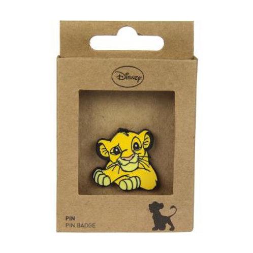 Disney The Lion King Simba Pin Badge