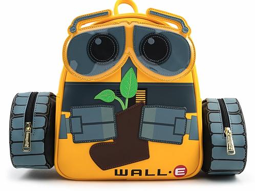 Disney Pixar Loungefly: Wall-E Plant Boot Mini Backpack