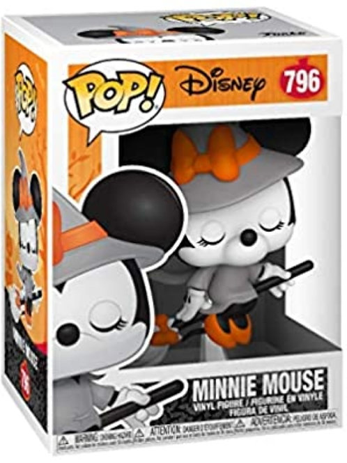 Funko spooky halloween witchy minnie mouse