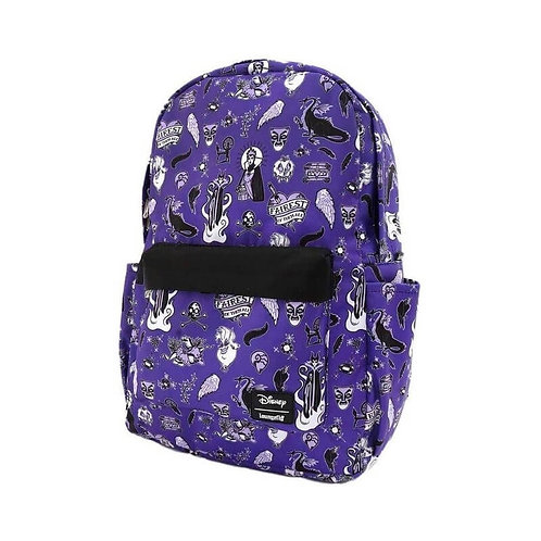 Loungefly Villains AOP Backpack