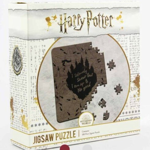 100 Piece Harry Potter Puzzle