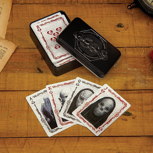 Harry Potter Playing Cards Dark Mark