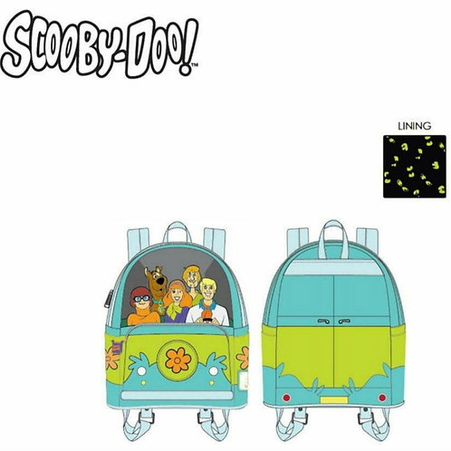LF SCOOBY D00 MYSTERY MACHINE MINI BACKPACK pre-order