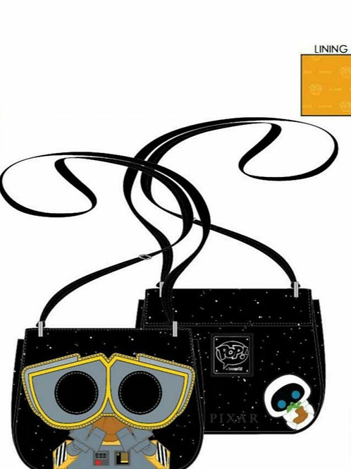 POP BY LOUNGEFLY PIXAR WALL-E EVE EARTH DAY CROSSBODY pre-order