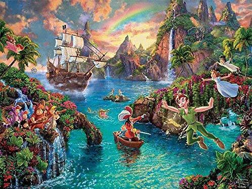Disney Peter Pan 1000 piece Puzzle