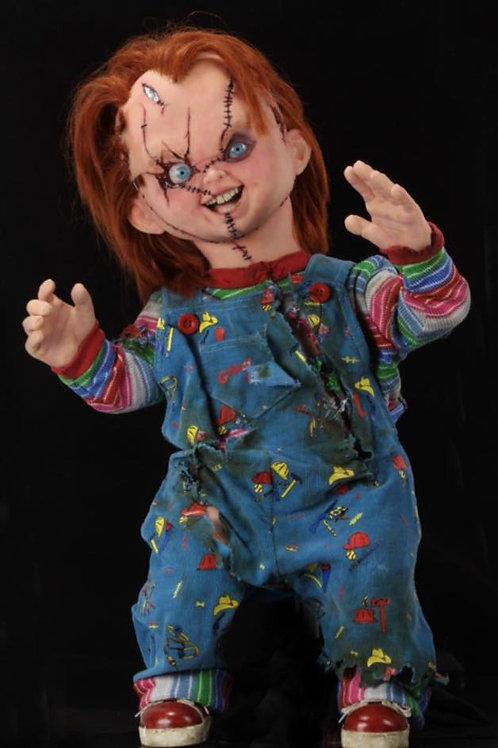 PRE ORDER Life Size Chucky Replica Doll