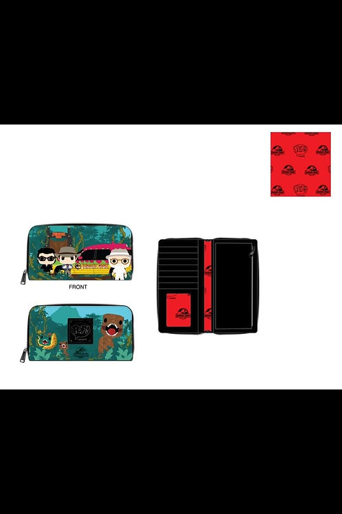 LOUNGEFLY JURASSIC PARK WALLET pre-order june