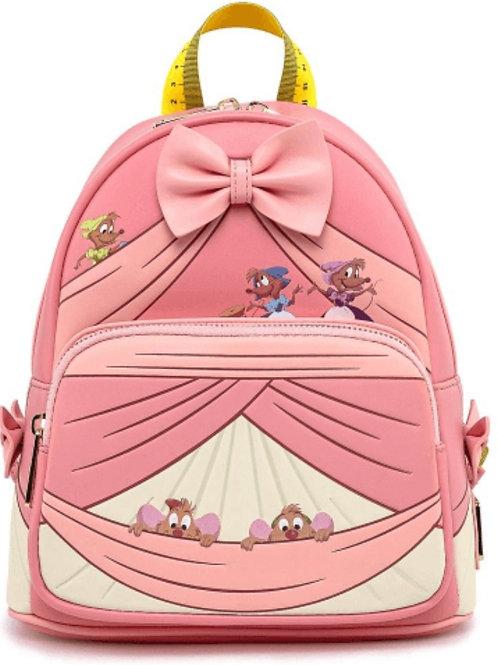 Loungefly cinderella peek a boo mini backpack