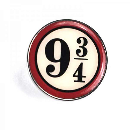 9 3/4 Harry Potter pin