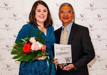 2019 Winner NAWBO Woman Business Owner A