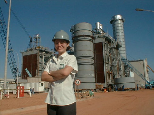 Power Generation   Electricity   Gas Fired  Energy CFO