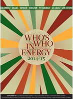2014-2015 Who's Who in Energy Texas CFO & Consultant Paula Waggoner-Aguilar