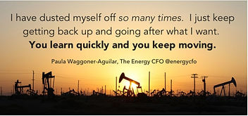 Life is a Marathon Blog Don't Follow the Herd Paula Waggoner-Aguilar The Energy CFO
