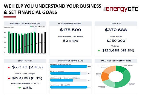The Energy CFO Helping Owners Understand