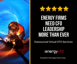 Energy Service Firms Need CFO Leadership – but you can outsource it
