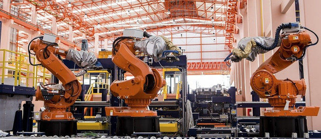 Engineered Equipment Oil & Gas Manufacturing