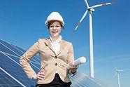 The Energy CFO Helping Clean Energy Rene