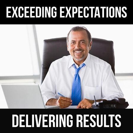 The Energy CFO Exceeding Client Expectat