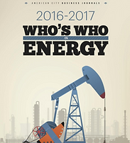 2016-2017 Who's Who in Energy Texas CFO & Consultant Paula Waggoner-Aguilar