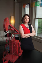 San Antonio Woman CFO Paula Waggoner-Aguilar The Energy CFO Offices