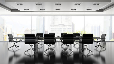 bigstock-Interior-of-boardroom-with-bla-