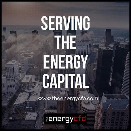 The Energy CFO Serving the Energy Capita
