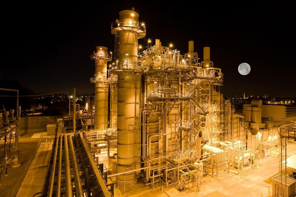 Refining, Chemicals, Power & Gas