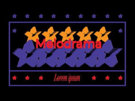 "lorem ipsum releases new single ""melodrama"""