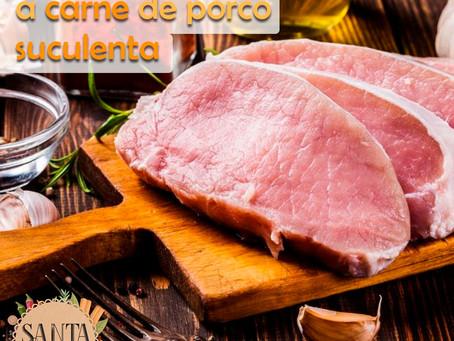 Segredinho para deixar a carne de porco suculenta