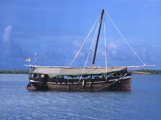 Lamu in Kenya