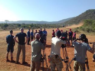 Film Production on Location