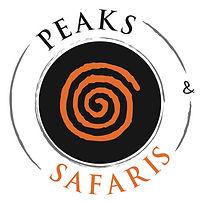 Peaks and Safaris Logo